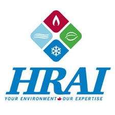 HRAC - Custom Vac - Heating - Cooling - Air Quality Control - Duct Cleaning - Furnace Repair -  Winnipeg Manitoba - Heating Refrigerating and Air Conditioning Institute of Canada (HRAI)